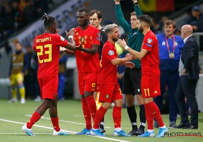 Une grande nation veut jouer la Belgique en amical avant l'Euro!