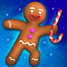 Cookie Hero: Gingerbread Man Endless Doh Battle