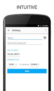 BZ Reminder- screenshot thumbnail