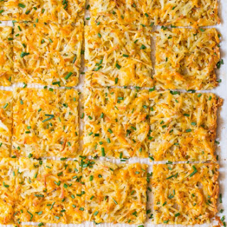 Zesty Baked Hash Brown