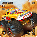 Crazy Monster Truck Driver: Mad Truck Challenge icon