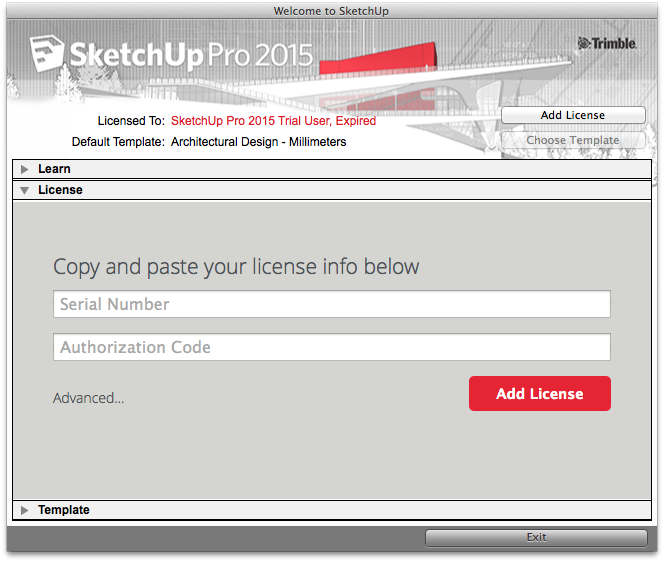 download sketchup pro 2015 free trial