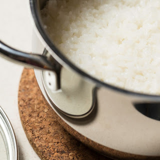 Cook's Illustrated perfect rice.