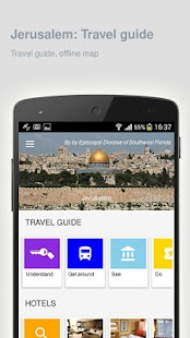 Jerusalem: Travel guide - náhled
