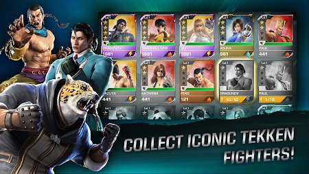 TEKKEN™ APK screenshot thumbnail 6
