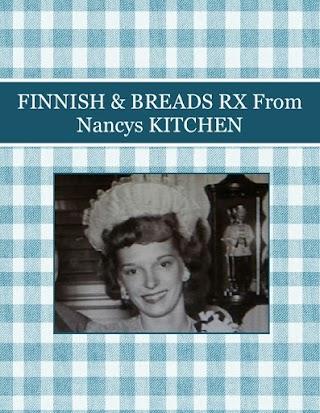 FINNISH & BREADS RX From Nancys KITCHEN