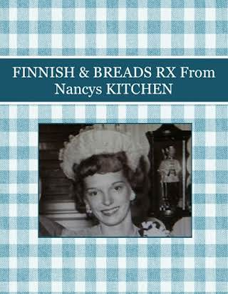 FINNISH & BREADS RX From Nancys KITCHEN
