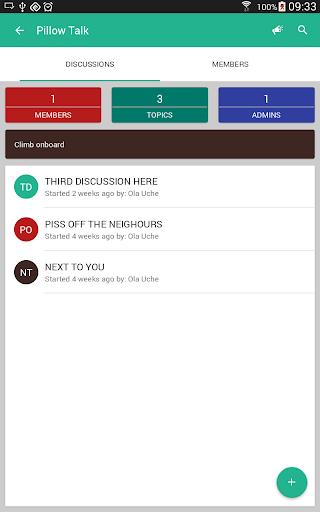 EduSocial screenshot 5