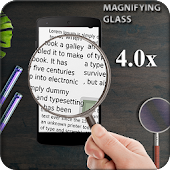 Magnifier , Magnifying Glass with Flash Light