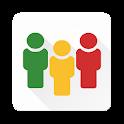 Friends biorhythms tracker icon