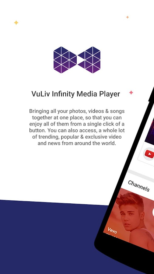 VuLiv Media Player- screenshot