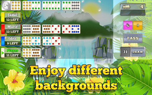 Mexican Train Dominoes Gold 2.0.7-g screenshots 14