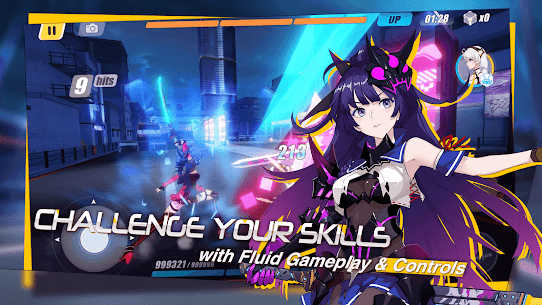 Honkai Impact 3 MOD (Weak Enemy/HP+ATTACK/Infinite Skill/Auto Battle) 5