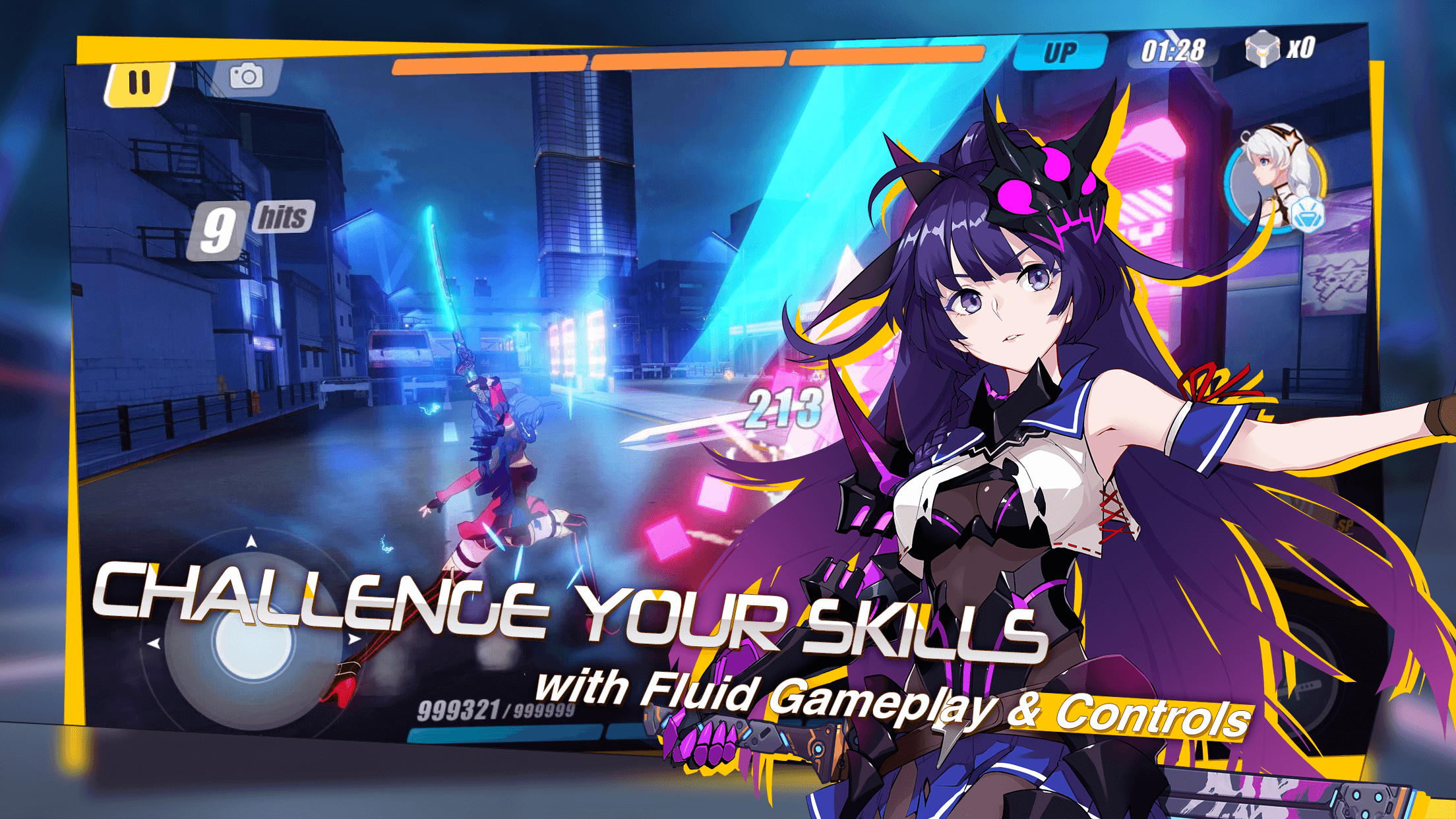 Honkai Impact 3 Mod Apk (Unlimited Crystals) Latest Version Download 4