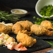 Fried Shrimp Dumplings