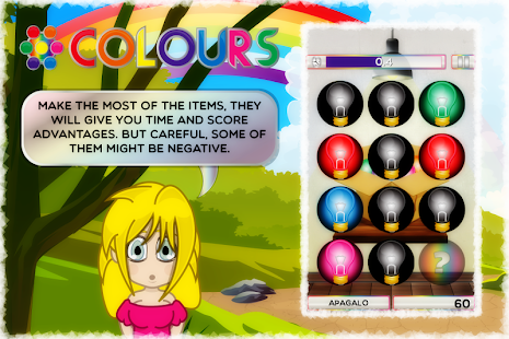 Colours- screenshot thumbnail
