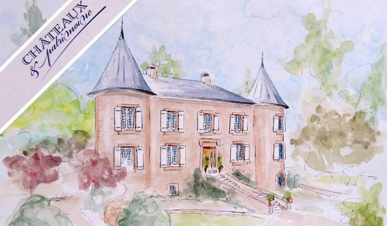 Château Sarlat-la-caneda