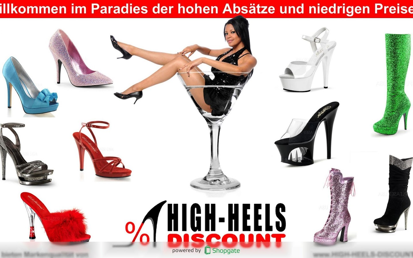 High-Heels-Discount - Android Apps on Google Play