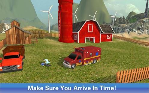 Ambulance & Helicopter Heroes 2 - náhled