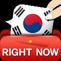 RightNow Korean Conversation icon