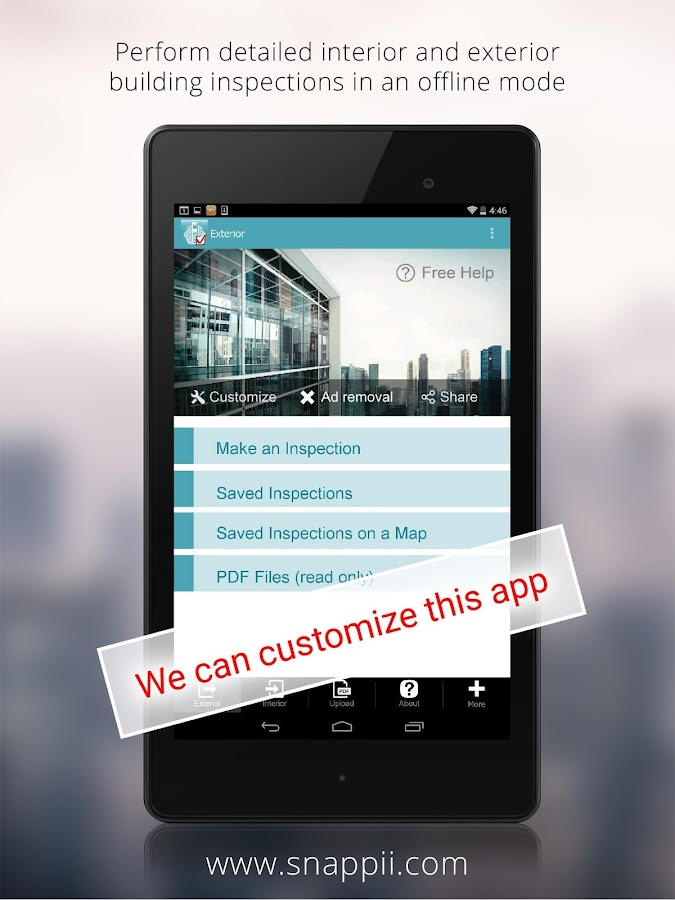 Building inspection android apps on google play for Build house app