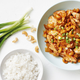 Chicken Cashew Nut Stir-Fry