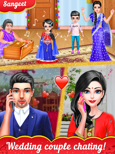 Indian Girl Royal Wedding - Arranged Marriage apktram screenshots 7