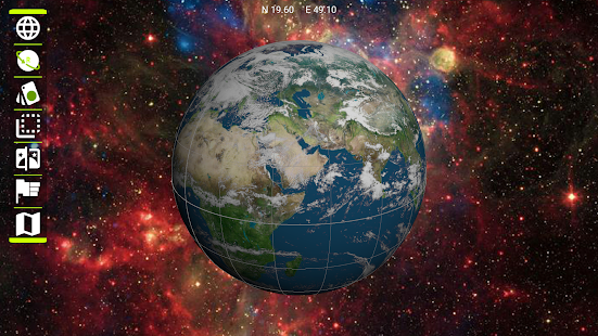 Earth 3D- screenshot thumbnail