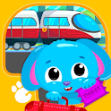 Cute & Tiny Trains - Choo Choo! Fun Game for Kids icon