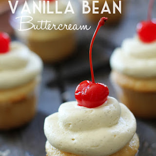 Vanilla Bean Buttercream.