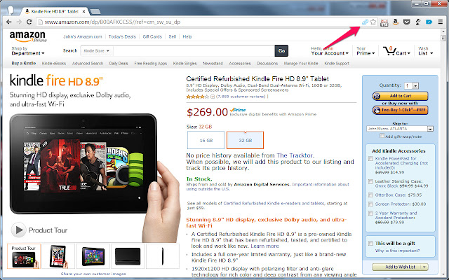 Link Shortener for Amazon