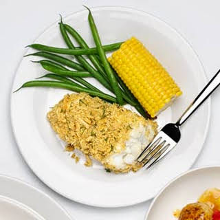 Crunchy Baked Fish Fillets.