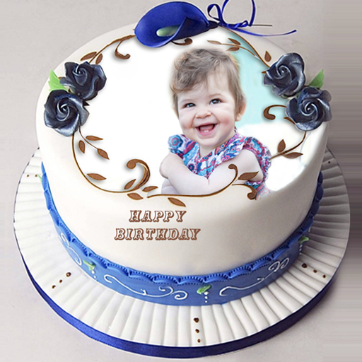 Birthday Quotes Cake With Name And Photo