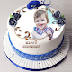 Birthday Quotes Birthday Cake With Name and Photo apk