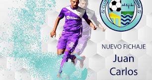 Un nuevo futbolista para la plantilla de David Cabello.