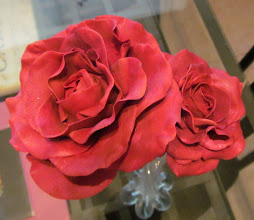 Photo: Hand Made Gumpaste Sugar Roses