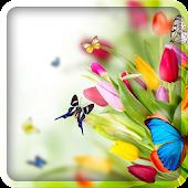 Spring Live Wallpaper