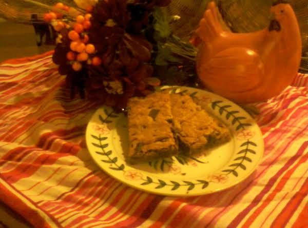 Gfcf Peanut Butter Chocolate Chunk Bar Cookies Recipe