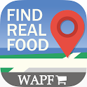 Find Real Food icon