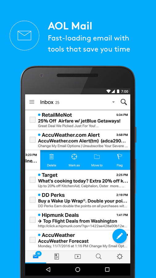 AOL - News, Mail & Video- screenshot