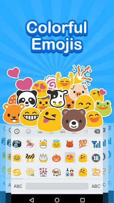 Emoji Keyboard - Cute Emoji, Sticker, Emoticons - screenshot