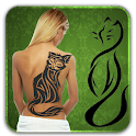 Tattoo Ink Picture Editor icon