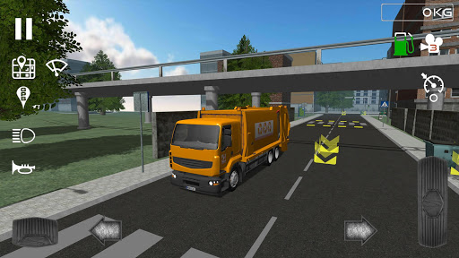 Trash Truck Simulator 1.2 screenshots 3