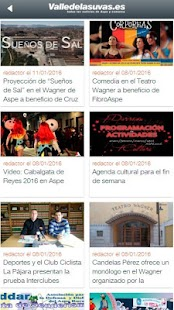 Radio Aspe · Valledelasuvas- screenshot thumbnail