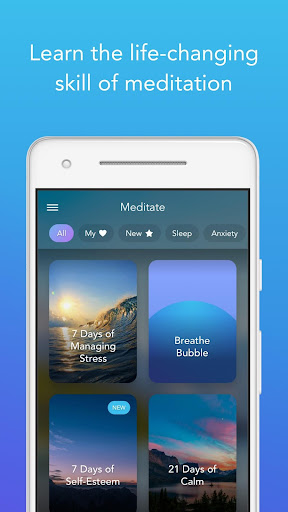 Download Calm - Meditate, Sleep, Relax MOD APK 2