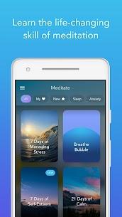 Calm – Meditate, Sleep, Relax Premium Apk 4.8.1 (Unlocked) 2