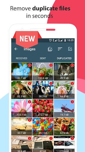 Cleaner for WhatsApp Business 1.0 screenshots 3