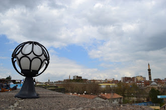 Photo: A view from the old walls of Amed/Diyarbakir