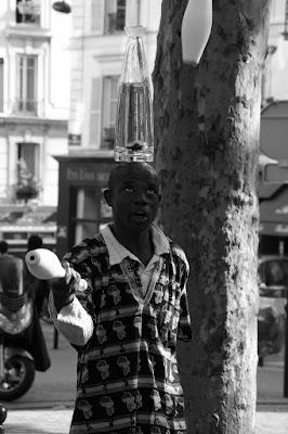 Il Giocoliere di mbaranzini
