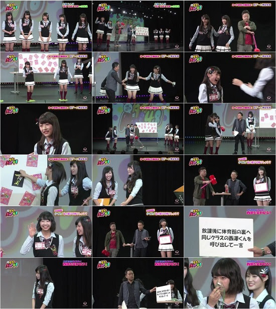 (TV-Variety)(720p) 夕方 You Gotta NMB48 ep25 161006